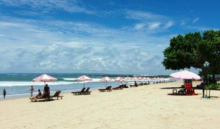 Info Wisata Pantai Kuta Bali Gambar Harga Tiket Masuk