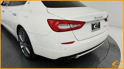 Maserati Quattroporte Sport