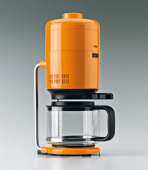 Braun Aromaster KF 20, Designed by Florian Seiffert in 1972