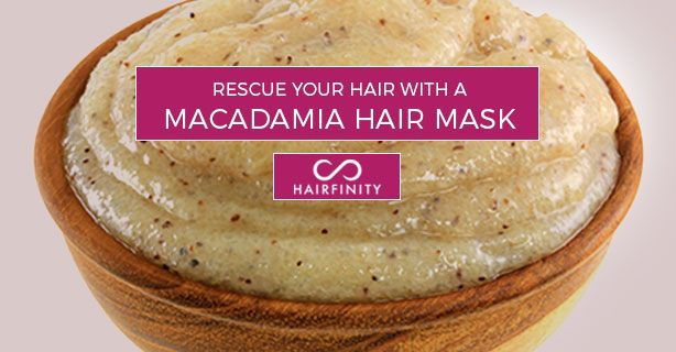 A macadamia nut oil can transform your tired tresses into waves with wow! If you haven't tried a macadamia hair mask, what are you waiting for?