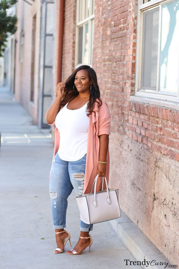 Make 'Em Blush | Plus Size Fashion | TrendyCurvy