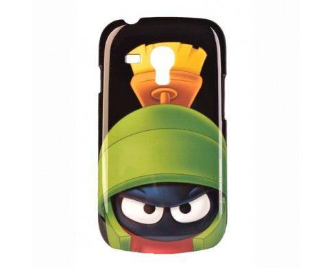 Tapa Looney Tunes Samsung S3 Mini   Carcasa Samsung S3 Mini Marvin   Marciano atento para proteger tu Smartphone o destruir la tierra   ajuste perfecto, completo acceso a puertos, botones y completa protección   exterior suave para cómodo y agradable uso.  Visítanos; www.gsmchile.cl   @gsm_chile   www.facebook.com/gsmchile.cl