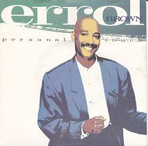 45cat - Errol Brown - Personal Touch / Why Don't You Call Me - WEA - UK - YZ 130