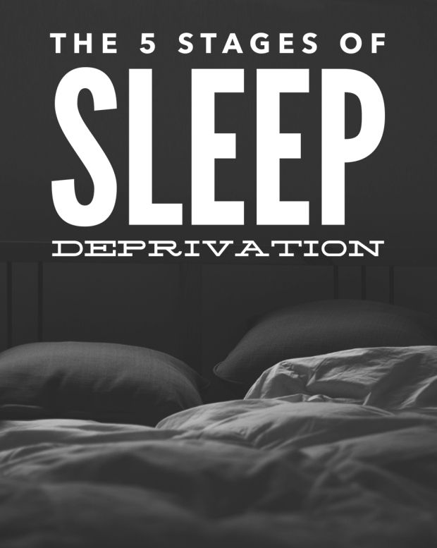 The 5 Stages of Sleep Deprivation {Mourning the Loss of Sleep) a hilarious look at being a sleep deprived mama!