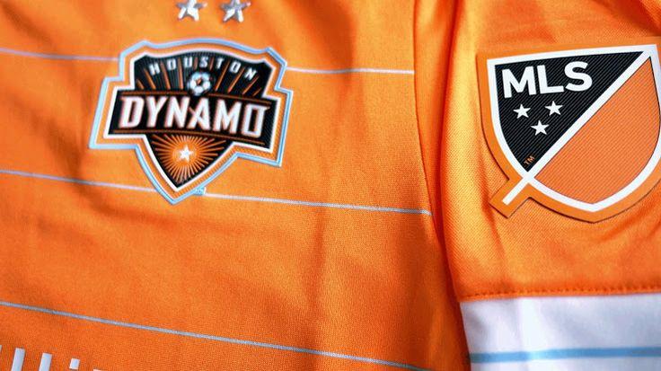 Houston Dynamo 2017 Home Kit Released - Footy Headlines