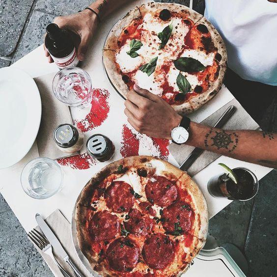 Lujoso California Pizza Kitchen Larga Playa Molde - Ideas de ...
