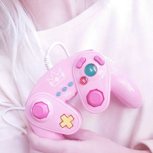 pink controller