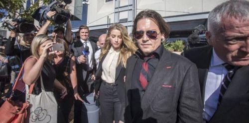 Cuááánto? Amber Heard pide a Johnny Depp miles al mes en...