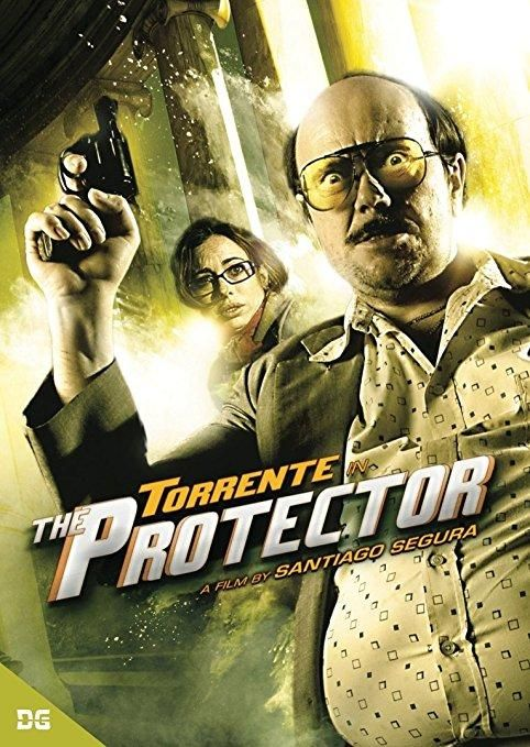 Santiago Segura & Jose Mota - Torrente: The Protector