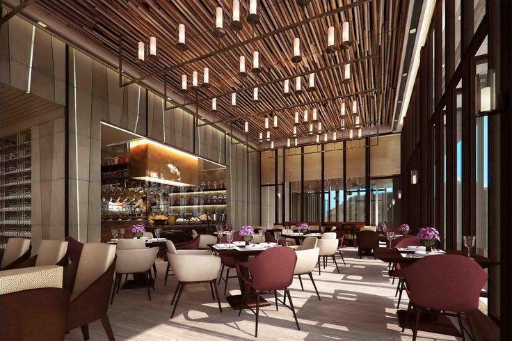 Dusit d2 / All day dining restaurant / Mountain Hotel&Resort
