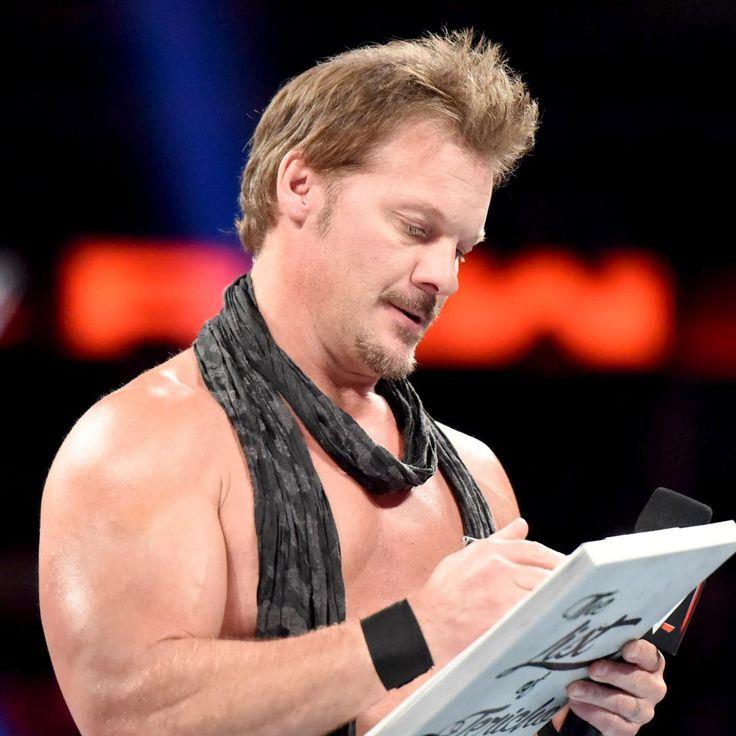 Seth Rollins vs. Chris Jericho: Fotos