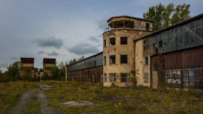 Diese 11 verlassenen Orte in und um Berlin sind MAGIC.