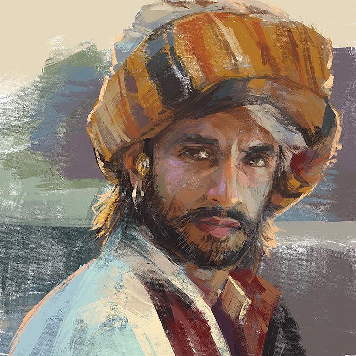 Ram Rajadi by sunsetagain on DeviantArt