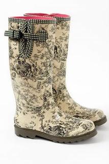 Botas i love the rain boots