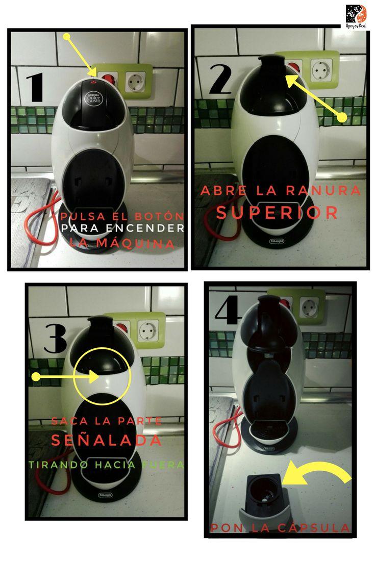 ¿Cómo usar una cafetera Dolce Gusto? #ApoyoEléctrico Descarga en la web!