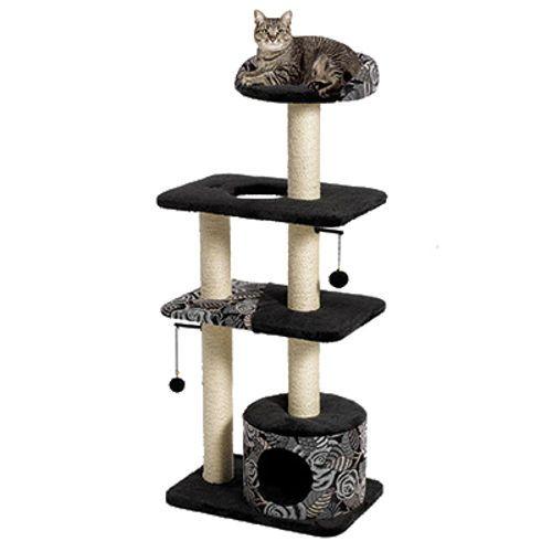 Feline-Nuvo™ Tower Style Cat Tree