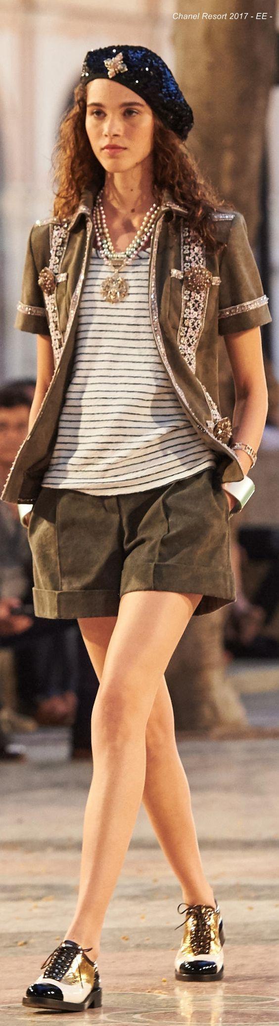 Shorts do Verão 2017   Confira looks, dicas para customizar e tendêcias mais…