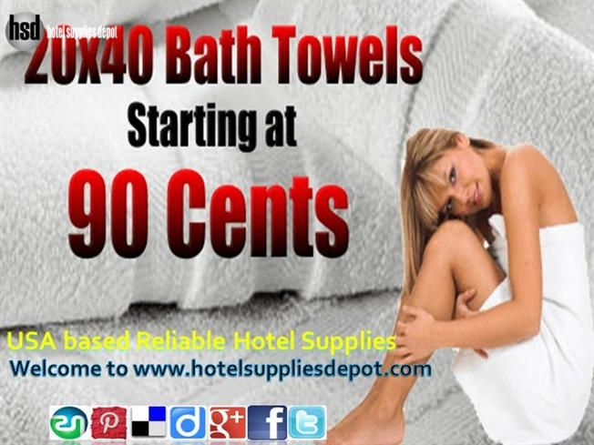 We at Hotel Supplies Depot in USA. Our extensive line includes a vast selection of hotel   supplies like blankets, pillows, towels, sheets, spa products, hotel shampoo, bedspreads,  indoor & outdoor furniture.