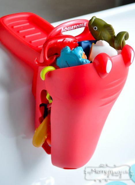 My Merry Messy Life: Aquatopia Kids Bath Toys Organizer - $20