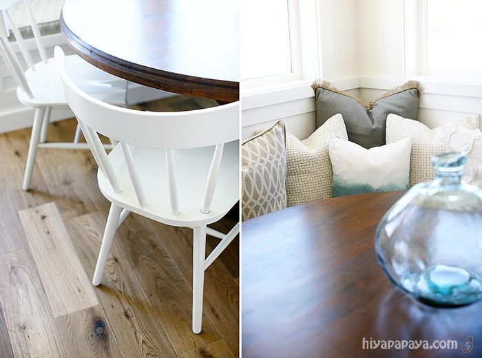 Breakfast Nook By Millhaven Homes, Caitlin Creer Interior And Alice Lane  Home Collection : Hiya