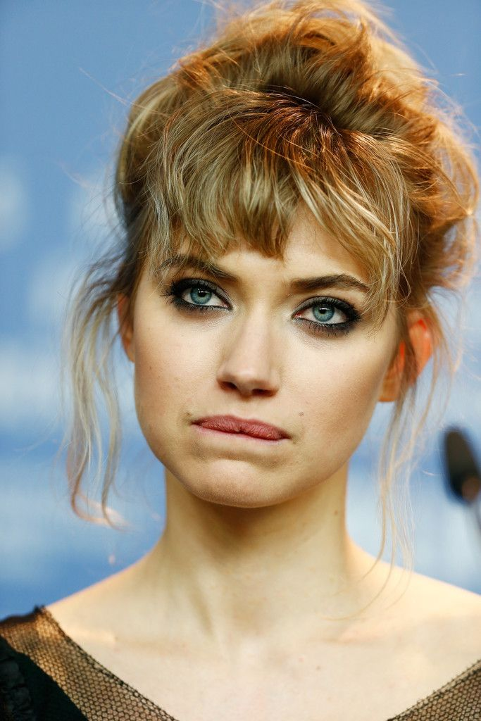 Imogen Poots in 'A long way down' Press Conference - 64th Berlinale International Film Festival