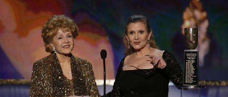 InfoNavWeb                       Informação, Notícias,Videos, Diversão, Games e Tecnologia.  : Morre Debbie Reynolds, mãe de Carrie Fisher, um di...