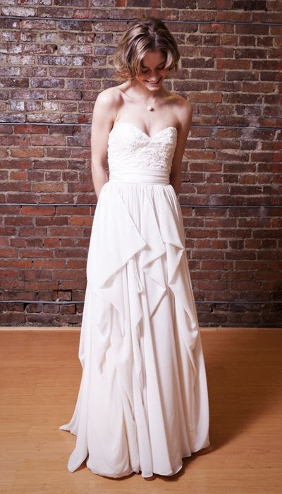 ELLEBAY BRIDAL BOUTIQUE Carina Dress (custom)