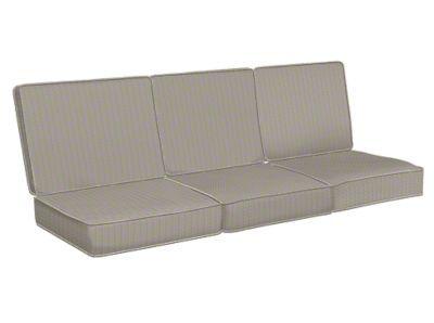 Custom Replacement Sofa Cushions 3 Backs Seats