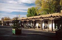 Santa FeChristmas Time, Santa Fe Nm, Gardens Santa, Governor Palaces, Bill Gardens, Downtown Santa, Governor Mansions, United States, New Mexico