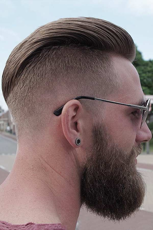 Awesome Disconnected Undercut Hairstyle Ideas You Should Give A Go