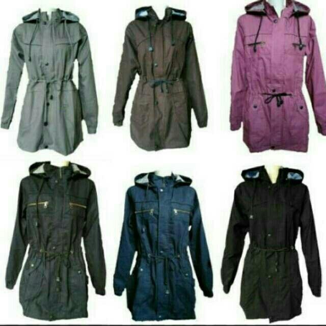 Saya menjual Jaket women parka seharga Rp200.000. Dapatkan produk ini hanya di Shopee! https://shopee.co.id/ablehtasik/243515818/ #ShopeeID