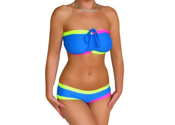 25  best ideas about Plus size bandeau bikini on Pinterest | Plus ...