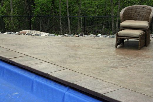 Concrete Pool Coping Precast Concrete Pool Coopings
