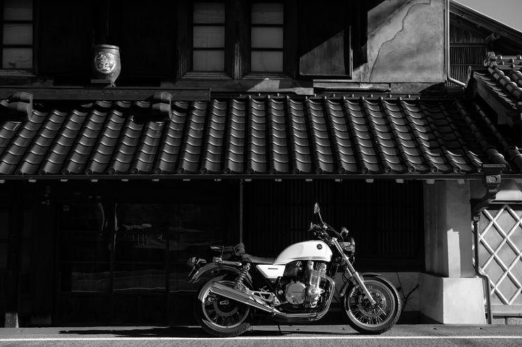 FUJIFILM X-T1 + FUJINON XF18-135mm/3.5-5.6 | Honda CB1100EX | https://www.facebook.com/FUJIFILMXseriesJapan | Photography by Masaaki Aihara | http://fujifilm-x.com/photographers/ja/masaaki_aihara_07/