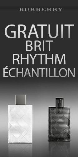 Échantillon de parfum Brit Rhythm.  http://rienquedugratuit.ca/produits-de-beaute/echantillon-parfum-brit-rhythm/