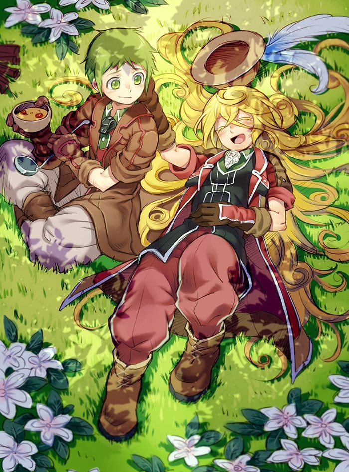 Made In Abyss Tumblr Anime Films Anime Abyss Anime