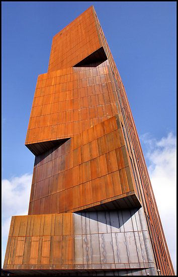 17 Best Images About Corten Steel Architecture On