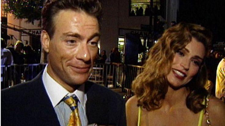Darcy LaPier Jean-Claude Van Damme