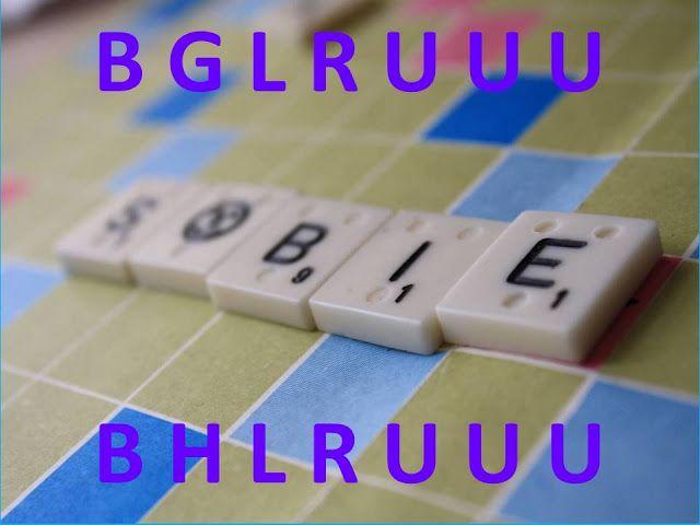 ScrabbleSfera: SCRABBLE de ... ANTRENAMENT