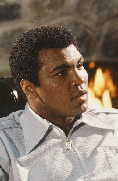 MUHAMMAD ALI, born on January 17, 1942 is the former American professional boxer  generally considered among the greatest heavyweights in the sport's history.
