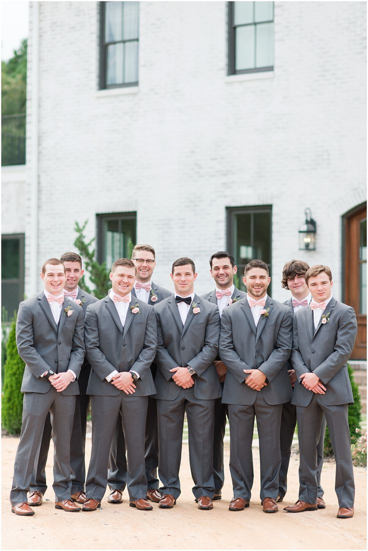 Blush Wedding At The Bradford By Christina Forbes Photography