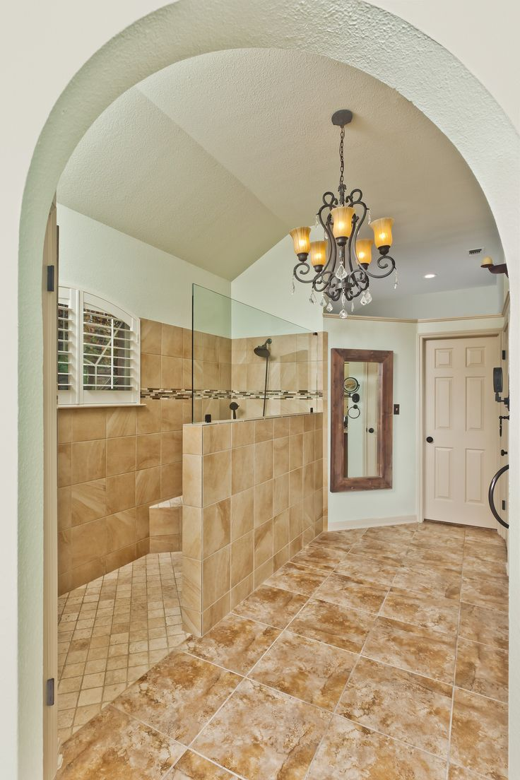 Tub to shower conversion clear choice interior designs for Bath remodeling san antonio