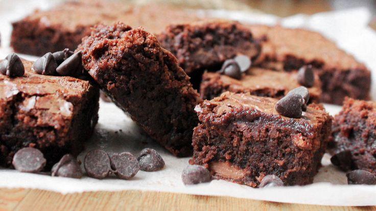 Matblogger Fredrik har funnet hemmeligheten bak en skikkelig god brownie.