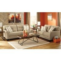 Laryn Khaki 5 Piece Living Room Package. Create An Easy, Stylish Living Room Part 78