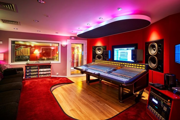how to run a recording studio