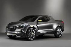 Hyundai heeft van het salon van Detroit geprofiteerd om haar nieuwe urban pick-up voor te stellen. De wagen is eigenlijk bedoeld voor de Amerikaanse markt maar velen zouden hem ook graag in Europa zien.