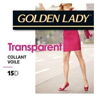 Transparent - Golden Lady France