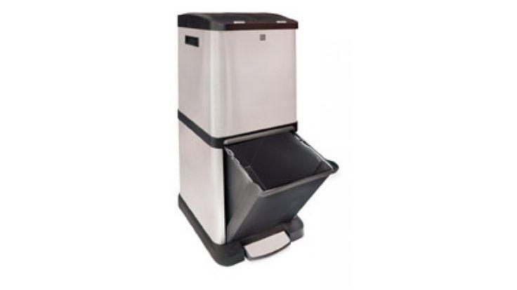 M s de 1000 ideas sobre cubos reciclaje en pinterest for Cubo basura extraible ikea