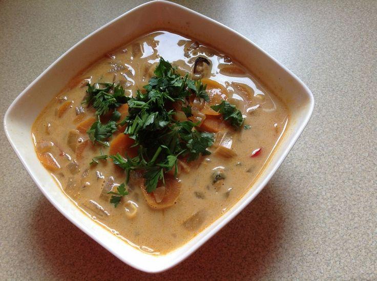 Jak zrobić tajlandzki przysmak czyli zupa tom yum