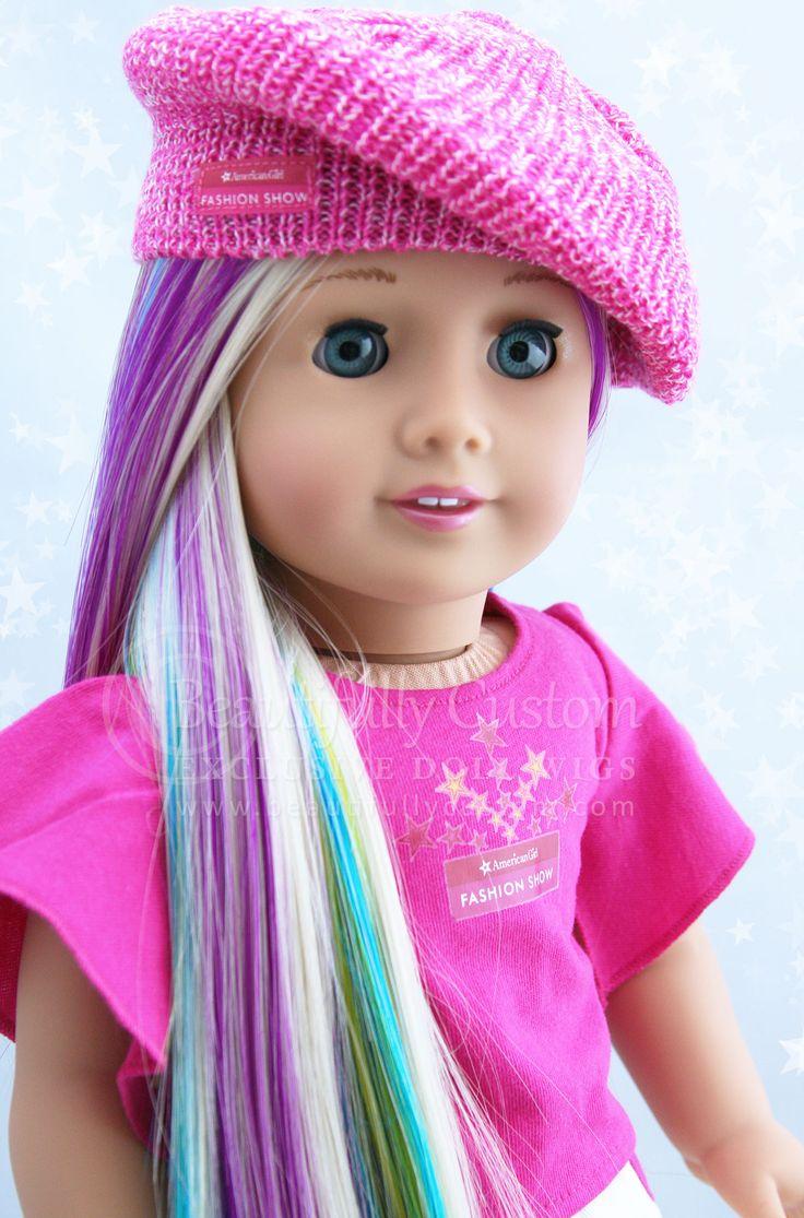 American Girl Doll Wig 27